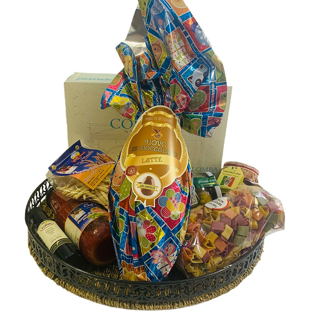 Large Easter Gift Basket - Chef Marcello Russodivito