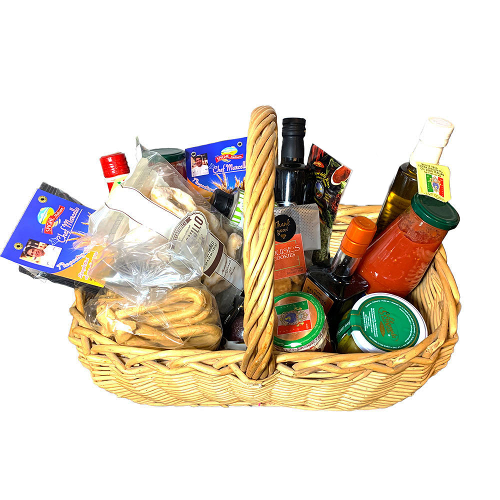 Extra Large Gift Basket - Chef Marcello Russodivito