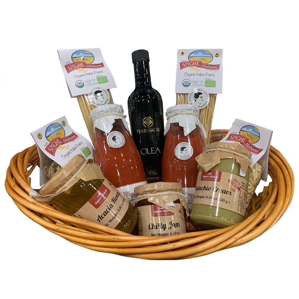 Mother's Day Gift Basket - Chef Marcello Russodivito