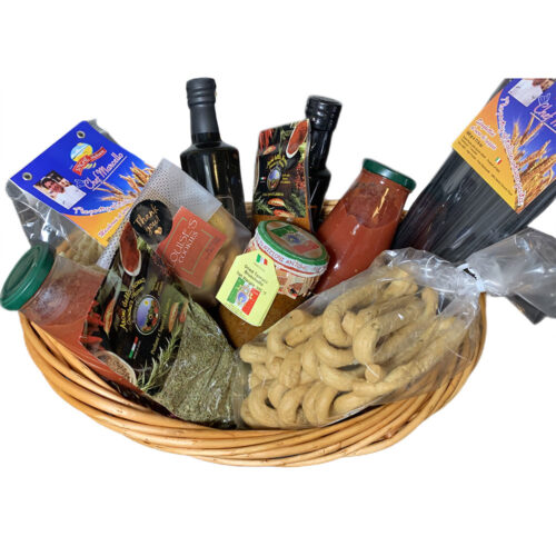 Smart Gift Basket - Chef Marcello Russodivito